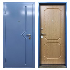 Входная дверь М-1 элемент руст