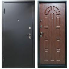 Входная дверь М-8 угольный металлик