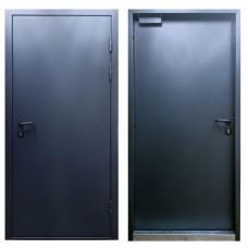 Дверь противопожарная одностворчатая муар 7016