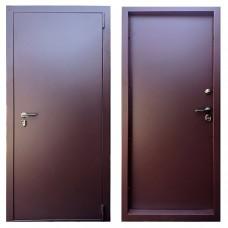 Дверь с терморазрывом М-20-100 муар 8017